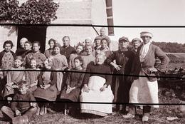 BISSEUIL VIGNERONS   TIRAGE D APRES PLAQUE PHOTO ANCIENNE - Beroepen