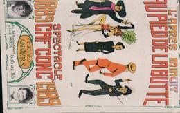 1890   PUB  PARIS NON  ECRITE - Pubblicitari