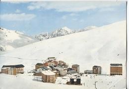 1983 Valls D'Andorra - Pas De La Casa - Ed. Claverol - Snow Mountains - Andorre