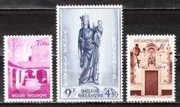 949/51** Béguinage De Bruges - Les 3 Bonnes Valeurs - MNH** - COB 142.50 - Vendu à 10% Du COB!!!! - Unused Stamps