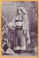 Albania Shkodra Costume Naționale, Folclor, Haine. Used - Albanie