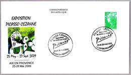 Exposicion PICASSO CEZZANNE - Aix En Provence 2009 - Picasso