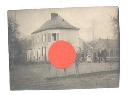Photo ( 8 X 11,5 Cm  ) On Plante Les Pommes De Terre à BLAREGNIES En 1924 - Frameries (b254) - Lieux