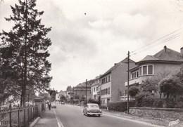SAINT-AVOLD  - MOSELLE  -  (57)  -  PEU COURANTE CPSM ANIMÉE DE 1958. - Saint-Avold