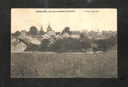 70 - PIERRECOURT - Vue Prise Du Chemin De Montarlot - 1907 - RARE - France