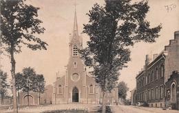 Haute-Croix L'Eglise Le Village Pepingen - Pepingen
