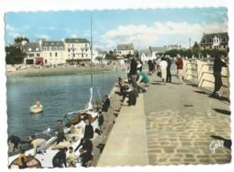 Locquirec Le Môle Et L'Hotel Du Port. Tournier. Prop.  Edit Artaud 13 - Locquirec