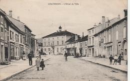 88 Chatenois. L'hotel De Ville - Chatenois