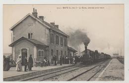 Loire Atlantique BATZ La Gare. Arrivée D'un Train - Frankrijk