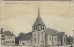 18  Villequiers Place De L'eglise - Autres Communes