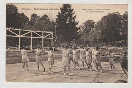 Loiret ORLEANS Stade Municipal De La Vallée. Ballet Par La Section Féminine Au Cercle Gambetta - Orleans