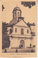 TULLE  - L'Eglise Saint Pierre - Tulle