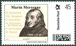 MERSENNE, M. - Contacs To Many Mathematicians - Mathematics - Marke Individuell - Wissenschaften