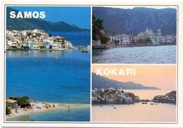 GRECIE SAMOS   (AGOS190058) - Grecia