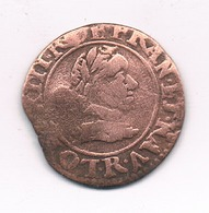 DOUBLE TOURNOIS 1622?  FRANKRIJK  /6030/ - 987-1789 Monnaies Royales