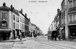 LE COTEAU  ( 42 ) -  Rue Nationale - Francia