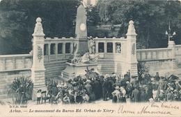 CPA - Belgique - Arlon - Le Monument Du Baron Ed. Orban De Xivry - Arlon