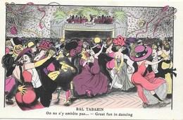 Xavier Sager NA7: Bal Tabarin. On Ne S'y Embête Pas... Great Fun In Dancing - Sager, Xavier