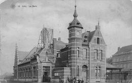 16 La Gare Hal Halle SBP - Halle