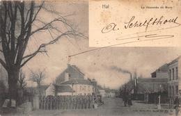La Chaussée De Mons Hal Halle - Halle