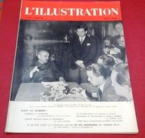 WW2 L'Illustration N°5117 Avril 1941 Vie Des Prisonniers Stalag IX A Ziegenhain,Entrevue Matsuoka Hitler - L'Illustration