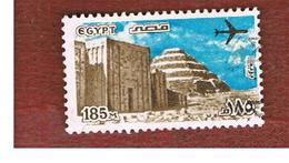 EGITTO (EGYPT) - SG 1337a   - 1982  STEP PYRAMID AT SAQQARA  - USED ° - Usati