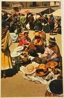 (682) Peru - Huancayo - Sunday Market - Hats - Pérou