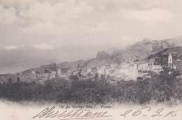 CPA : Piana  (Ile De Corse)  Panorama        éditeur   Cardinali N° 204  Voyagée 1906 - France