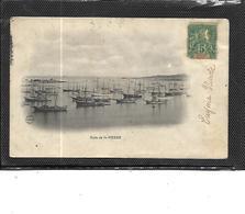 """97-SAINT-PIERRE-et-MIQUELON-Une Vue Vue PORT De """"Saint-Pierre""""  Et Sa Flotille En  1905 - Saint-Pierre-et-Miquelon"""