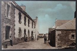 CPA 29 PLOVAN - Rue Principale - Edit. CIM - Réf. N 142 - Autres Communes