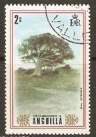 Anguilla  1972  SG  131  Loblolly Tree  Fine Used - Anguilla (1968-...)