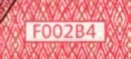 ! 10 Euro F002B4, FA2385986103, Money, Geldschein, Currency, Banknote, Billet Mario Draghi, EZB, Europäische Zentralbank - EURO