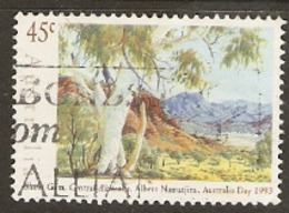 Australia   1993  SG  1386 Ghost Gum  Fine Used - 1990-99 Elizabeth II
