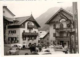 Foto Von Gossensass - Dorfpartie Mit Autos Ca 1950 10x7 Cm - Vipiteno