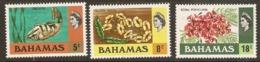 Bahamas  1971 Various Values   Unmounted Mint - Bahamas (1973-...)