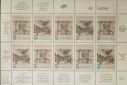 O) 1986 VENEZUELA, ARCHITECTURE, SHOWN SC 1367 - LIBRARY ENTRANCE SC 1368, RE OPENING OF ZULIA UNIVERSITY, MNH - Venezuela