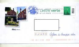 Pap Monument Paris Flamme Chiffree Sous Code Symbole Inegalite Illustré Blacy Mairie ? - Prêts-à-poster:  Autres (1995-...)