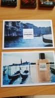 CHANEL - Cartes Parfumées