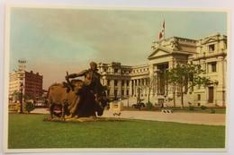 (689) Peru - Lima - Palacio De Justicia - Pérou