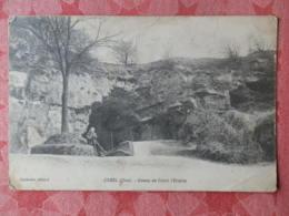 Dep 60 , Cpa CREIL , Grotte De Cricri L'Ermite  (663) - Creil