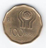 Argentina 100 Pesos 1977 Mundial - Argentina