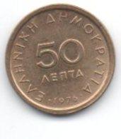 Grecia 50 Lepta 1976 - Grecia