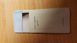 Dolce & Gabbana - Cartes Parfumées