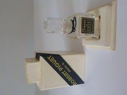 Miniature Ancienne Dans Coffret Robert Piguet Fracas - Miniatures (avec Boite)