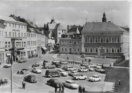 AK 0296  Reichenbach ( Vogtl. ) - Marktplatz / Ostalgie , DDR Um 1973 - Reichenbach I. Vogtl.