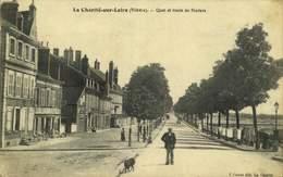 """58 LA CHARITE SUR LOIRE """"Quai Et Route De Nevers  / A 536 - La Charité Sur Loire"""