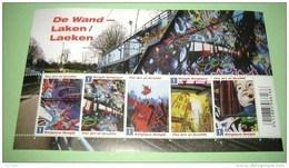Blok 188** Met 4125/29** The Art Of Grafitti - De Wand Laken-Laeken - Bloc 188**MNH - Blocs 1962-....