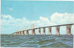 W4189 Venezuela - Maracaibo - Puente Rafael Urdaneta / Viaggiata 1965 - Venezuela
