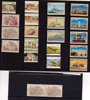 5 Postfrisse Series Australie - Verzamelingen