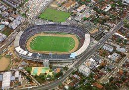 "VISTA AEREA DO ""OLIMPICO MONUMENTAL"" PORTO ALEGRE BRASIL STADE DE FOOTBALL POSTALE CPA CIRCA 1980's NON CIRCULEE - LILHU - Calcio"